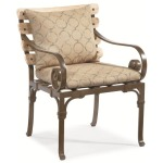 Maison Jardin Occasional Arm Chair