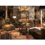 Bob Timberlake Upholstery Tim's Porch Ottoman