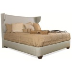 Century Signature King Transitional Wing Headboard