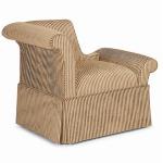 Century Signature Godwin Laf Skirted Chair