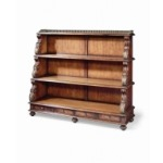 Archive Home and Monarch Large Regency Revival Bookshelf