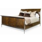 Grand Tour Furniture - Metal Trim Bed - King Size King