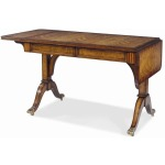 Archive Home and Monarch Scribes Writing Table