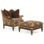 Century Signature Weston Ottoman