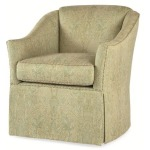 Century Signature Thompson Swivel Chair