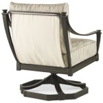 Andalusia D12-13-9 - Swivel Rocker Lounge Chair