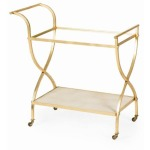 Archive Home and Monarch Adele Bar Cart