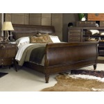 Chelsea Club Westbourne Sleigh Bed - Cal King Size California King