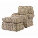 Century Home Elegance Reese Swivel Chair