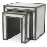Archive Home and Monarch BLEECKER STREET NESTING TABLES