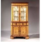 Archive Home and Monarch CORNER DISPLAY CABINET