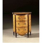 Archive Home and Monarch CROWN DEMILUNE CHEST