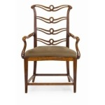 Archive Home and Monarch SHERATON DINING ARM CHAIR