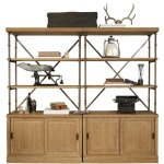 Archive Home and Monarch Laurant Bunching Bookcase