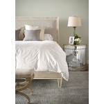 Archive Home and Monarch Taylor Headboard - King Size King