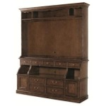 Bob Timberlake Home for Century Collection THE FRITZ FAILY ENTERTAINMENT WALL UNIT DECK