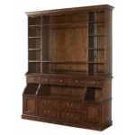 Bob Timberlake Home for Century Collection THE FRITZ FAMILY BOOKCASE WALL UNIT DECK
