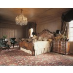 Century Classics Norton Hall Bed Standard King Size King