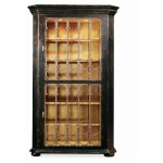 Caperana, Casa and Barcelona Collection CABINET WITH METAL DOORS