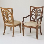 Century Chair MITSFORD CARVED SIDE CHAIR