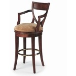 Century Chair SHIELD BACK COUNTER STOOL