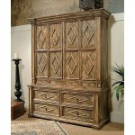 Century Classics Collection TUSCAN VESTMENT ARMOIRE