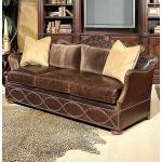 Century Leather Breckenridge Sofa