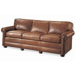 Century Leather COUNTRY CLUB LOVE SEAT