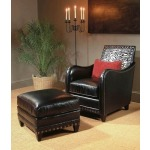 Century Leather DRAKE CHAIR