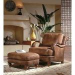 Century Leather Essex Chair