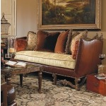 Century Leather Hinsdale Sofa