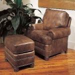 Century Leather Laredo Chair