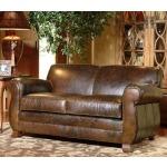 Century Leather NORWOOD LOVE SEAT