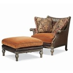 Century Leather Walsh Chair