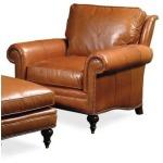 Century Leather Westport Chair