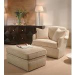 Century Signature Dearborn Swivel Chair