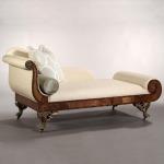Century Signature Heron Chaise