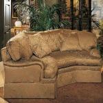 Century Signature Wedge Sofa
