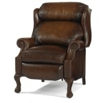 Century Trading Company LEATHER RECLINER