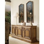 Coeur de France & Bordeaux Collection CREDENZA WITH MARBLE TOP