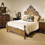 Coeur de France & Bordeaux Collection PANEL BED