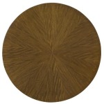 Tableaux Mozambique Veneer Dining Table Top - 60