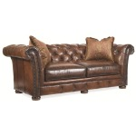 Bob Timberlake Upholstery Dan's Chesterfield Small Sofa
