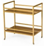Archive Home and Monarch Mccobb Bar Cart