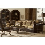 Century Leather Broadwater Sectional