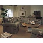 Century Home Elegance - Brooks Raf Wedge Sofa