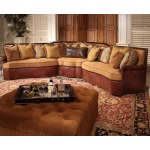 Century Leather Greatwood Sectional