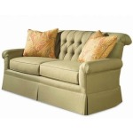 Elegance Hampton Skirted Settee
