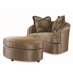 Elegance Portico Swivel Chair