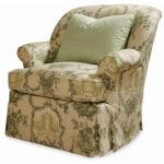 Elegance Rebecca Swivel Chair